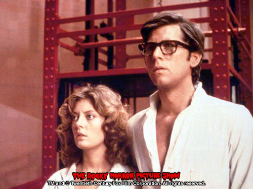 RHPS Photo: Susan Sarandon and Barry Bostwick