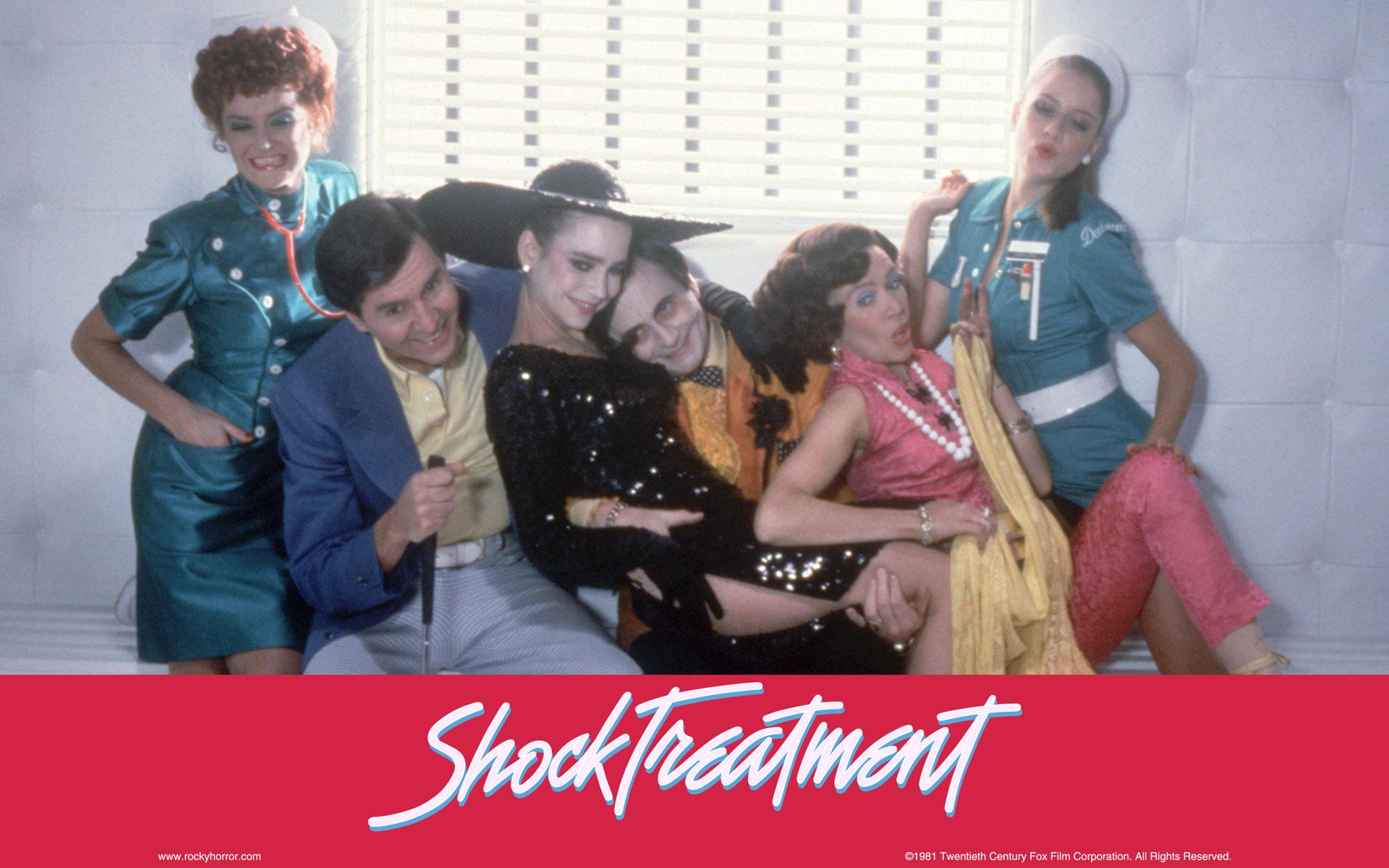 Trhps Official Fan Site Shock Treatment Downloads