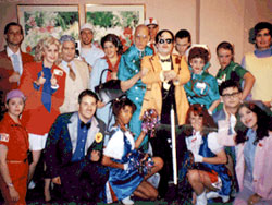 The Shock Treatment Cast
