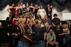 Cast: Michigan Rocky Horror Preservation Society
